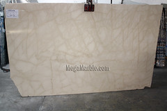 Crema 2cm  marble slabs for countertops
