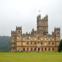 Travel: England - Highclere Castle aka Downton Abbey