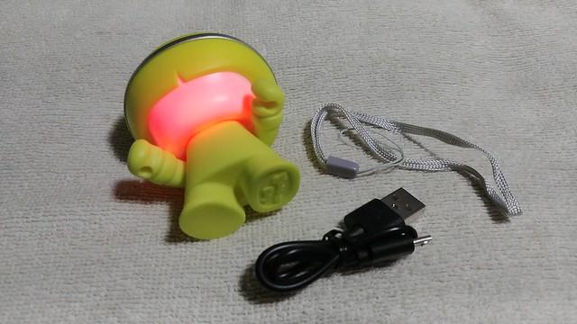 แพ็กเกจที่ได้มากับ Xoopar Boy Mini