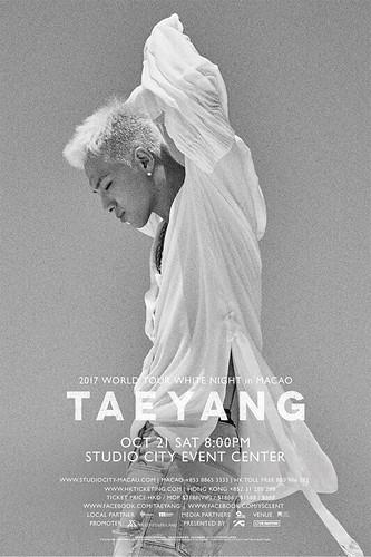 Taeyang 2017 World Tour 'WHITE NIGHT' in MACAO