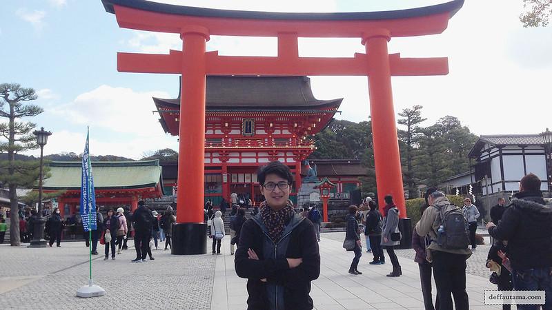 3 Hari Keliling Kyoto - Fushimi Inari 1