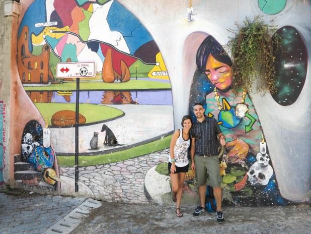 Tour por Valparaiso