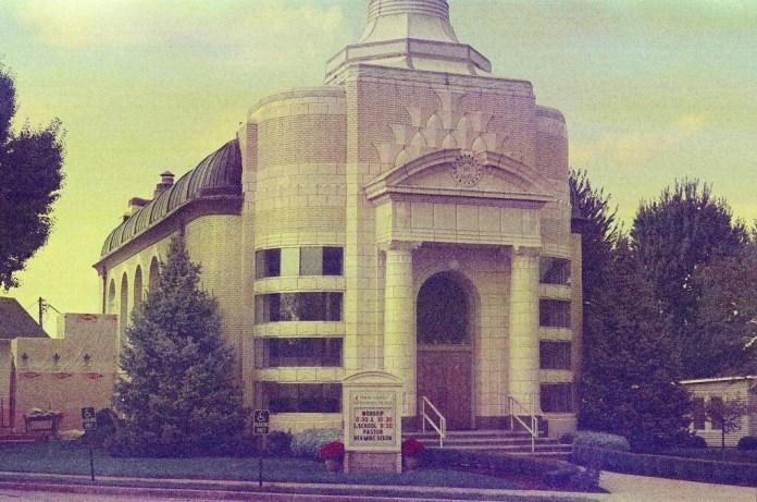 Tyson United Methodist Church, Versailles, IN