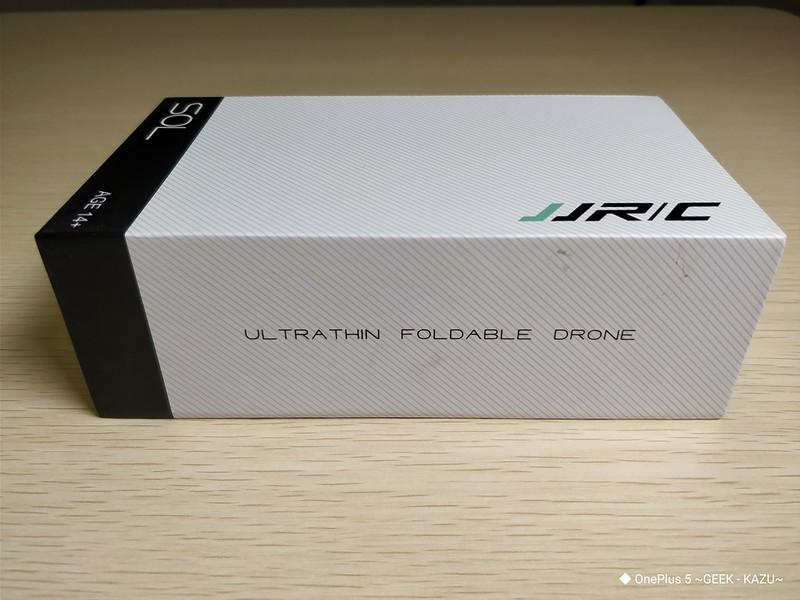 JJRC H49 SOL 激安ドローンレビュー (3)
