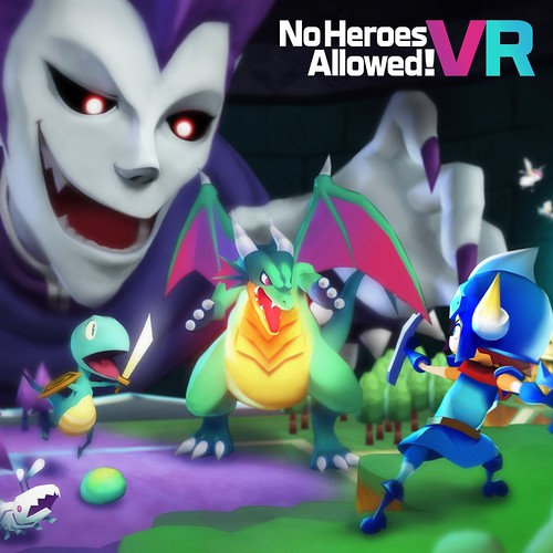 No Heroes Allowed VR