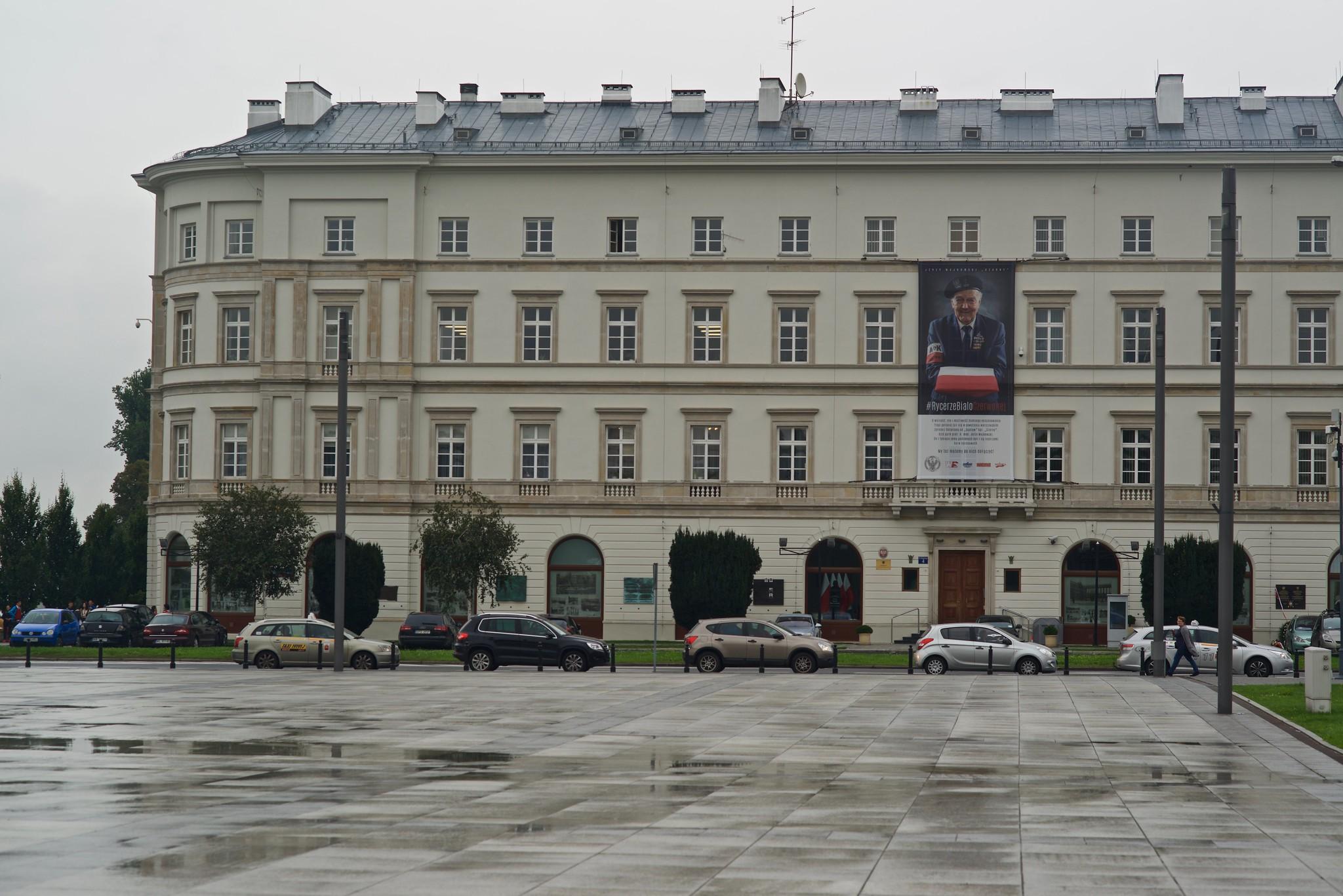 波蘭 印象華沙 (Warszawa part 1) – MESS SKY chaos & creation