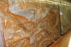 juparana persa Granite slabs for countertop