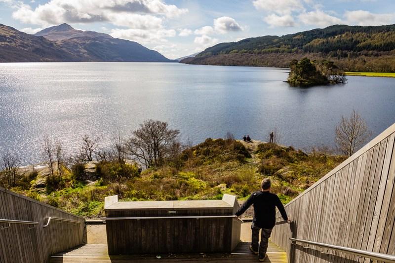 Inveruglas - Loch Lomond - Ecosse