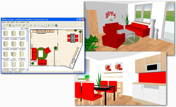 Working with Room Arranger 9.4.0.599 full license