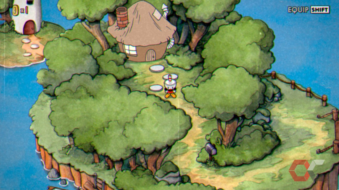 cuphead review 6 overcluster