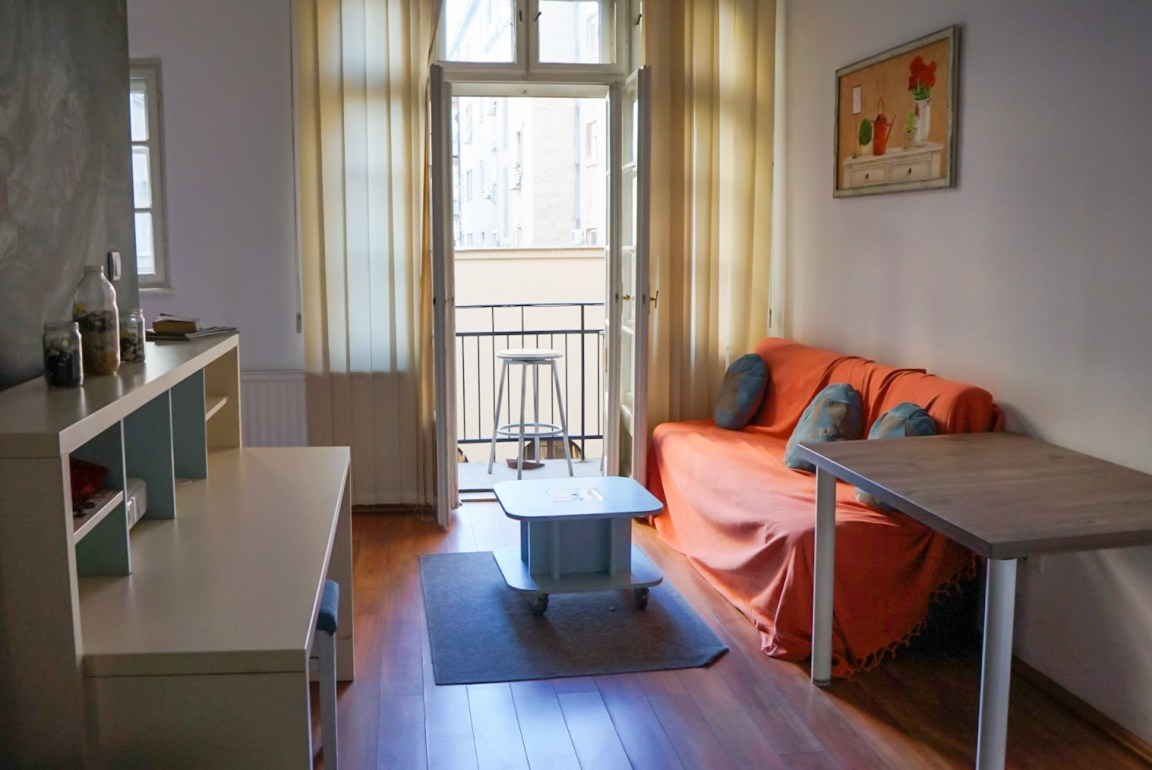 Hostellissa majoittuminen - Belgrade Modern Hostel