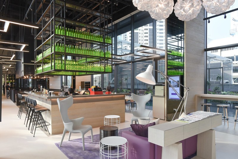 grains and hops - yotel singapore