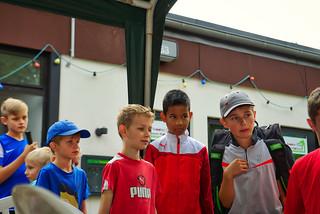 20 Jahre Tennisschule Letzelter mit Anna-Lena Friedsam