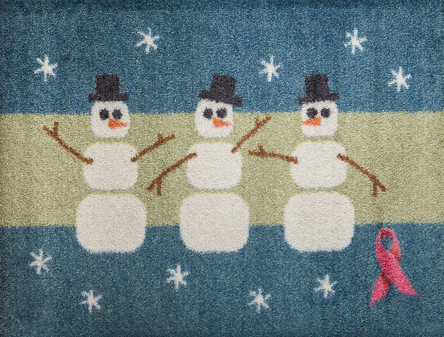 2017 Pink Ribbon Mat Collection
