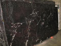 NORDIC SUNSET Granite slabs for countertop