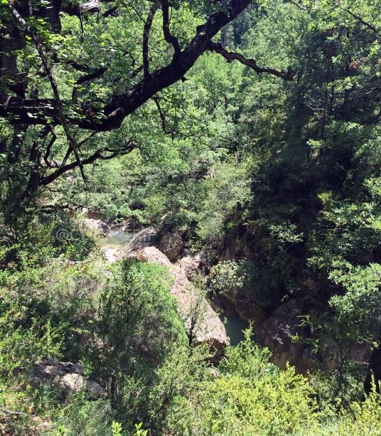 · Ruta Pozas de San Martín y Cascada del Confesionario ·