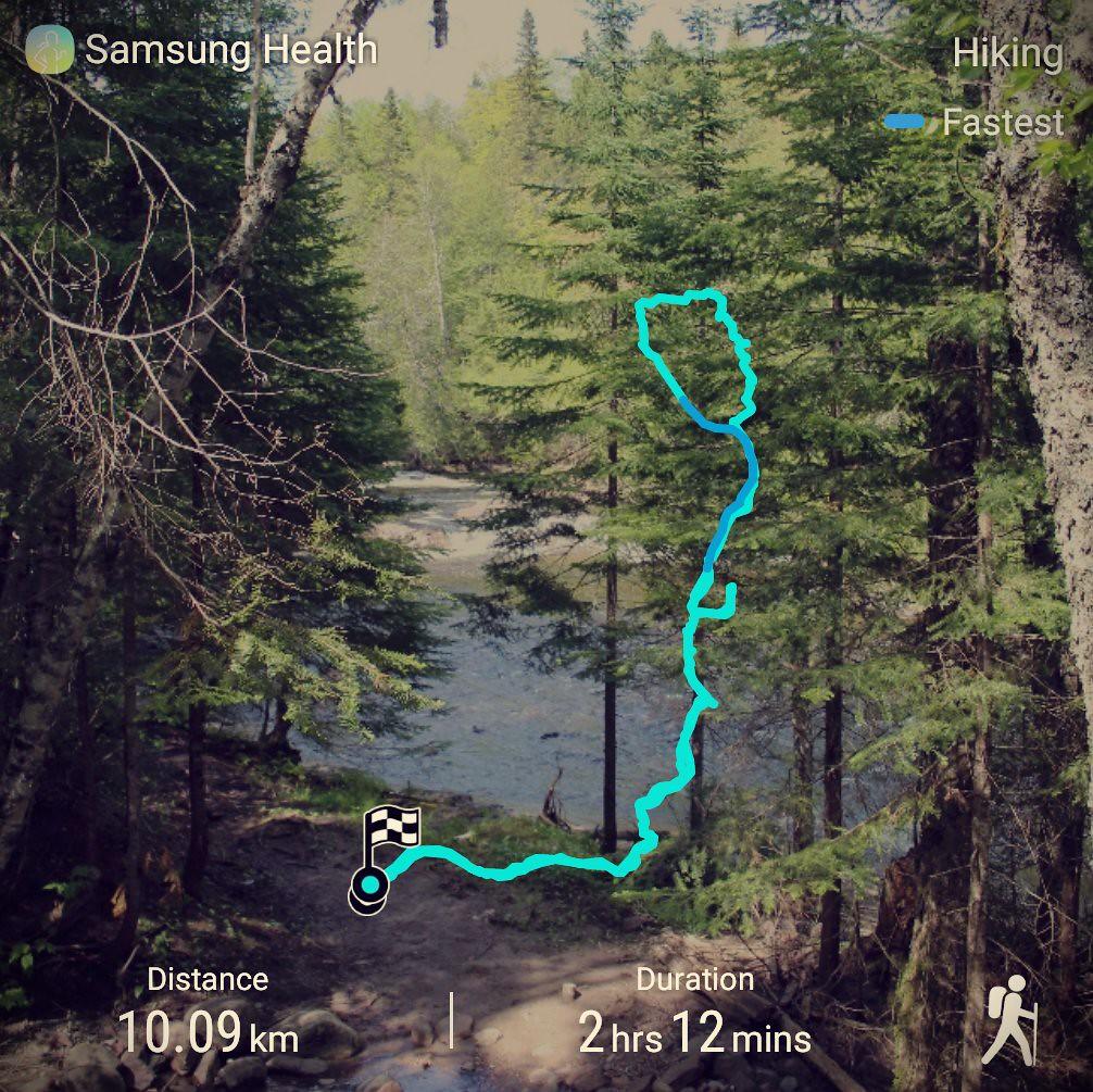 Pancake Bay Lookout Trail
