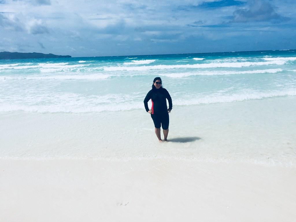 Swimming-Boracay