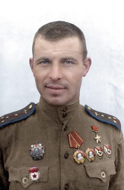 Hero of the Soviet Union Fyodorov Arkadiy Vasilievich | Герой Советского Союза Федоров Аркадий Васильевич, 06.1944