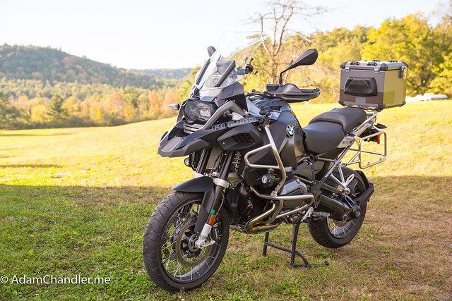 BMW R1200GS Adventure  Fall