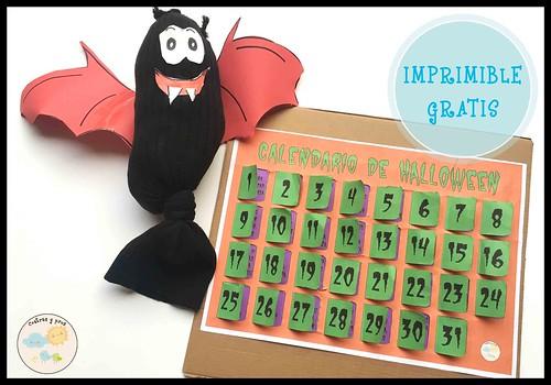 Calendario Halloween