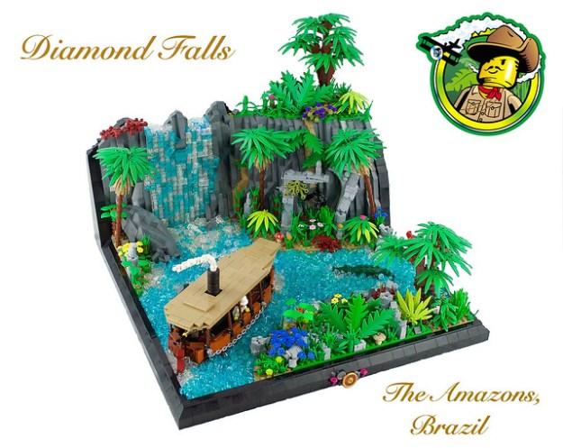 Diamond Falls