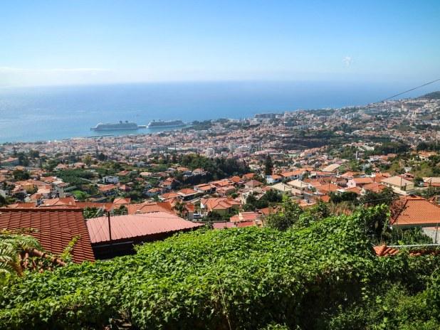 Visitar Funchal