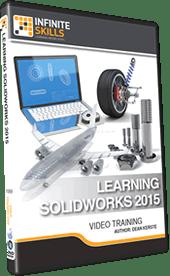 DVD đào tạo solidworks 2015 bằng videos
