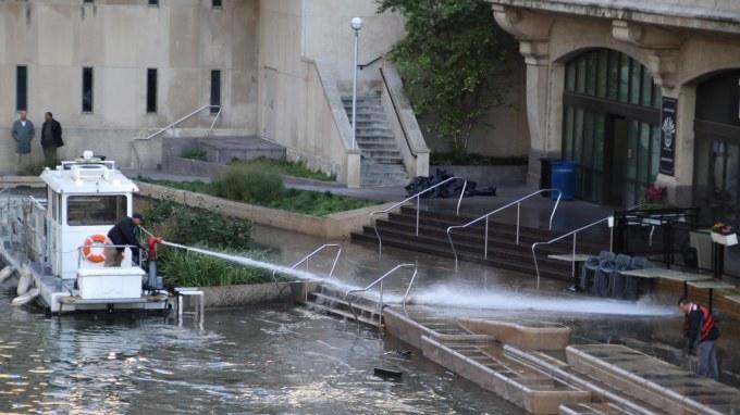 RiverWalk Flood