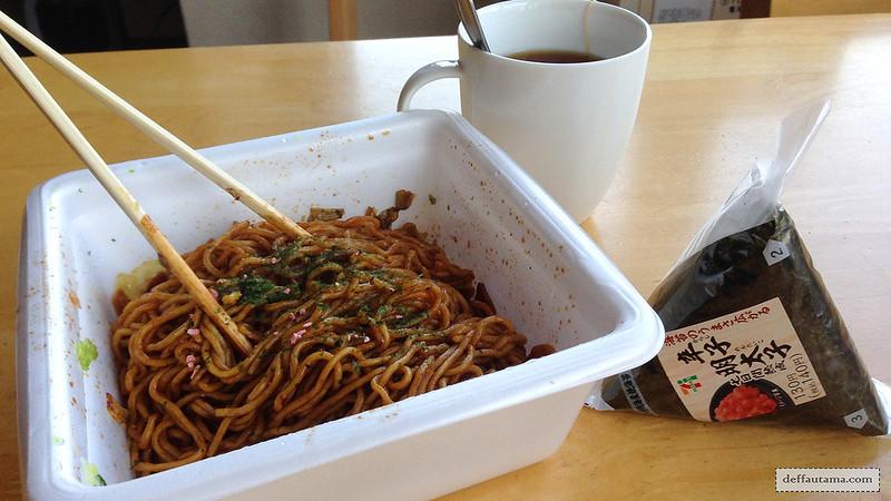 3 Hari Keliling Kyoto - Breakfast