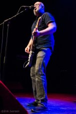 Bob Mould at the Rickshaw Theatre in Vancouver on October 22, 2017