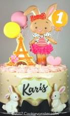 Karis Bunny cake