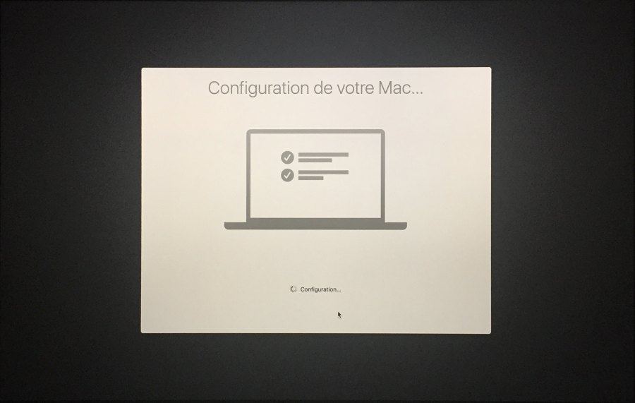 Installation mac OS Etape 00027