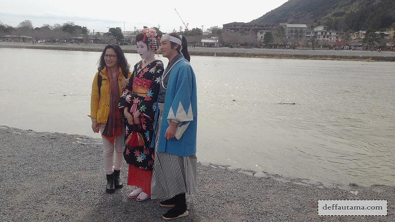 3 Hari Keliling Kyoto - Maiko
