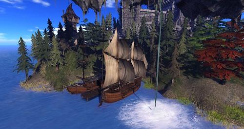 Rustuica Ship