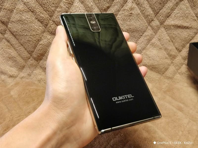OUKITEL K3 スマートフォン レビュー (17)