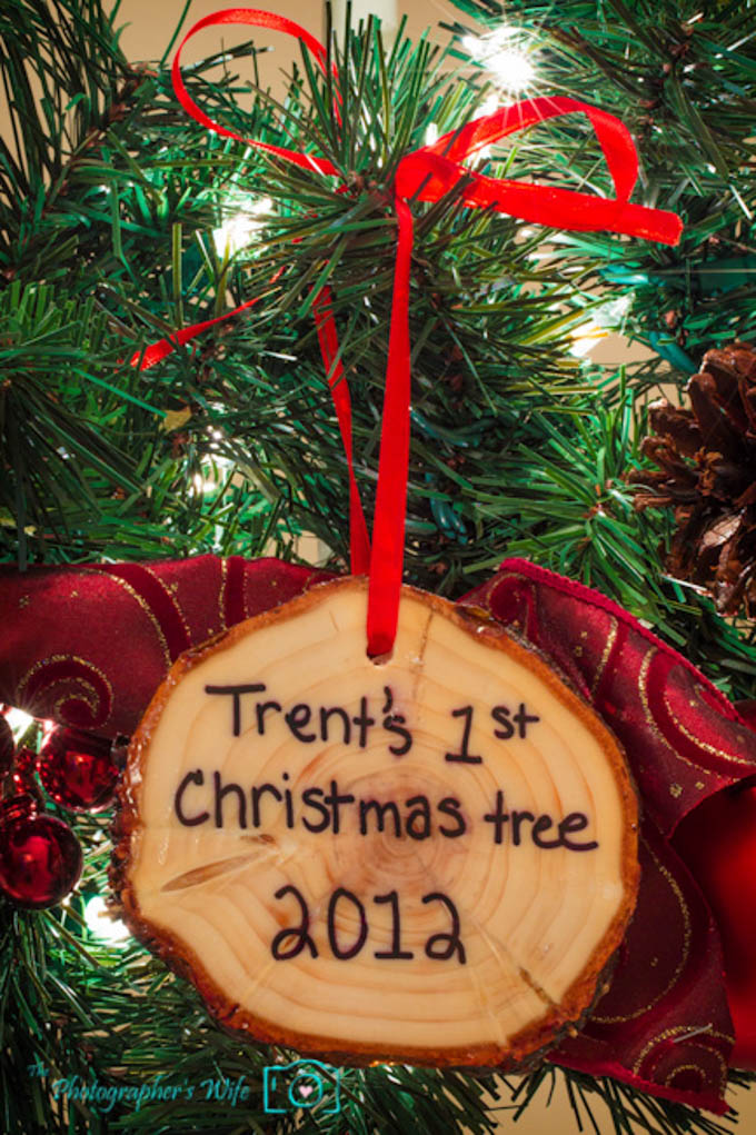 Baby's First Christmas Ornaments You Can Make Yourself ...