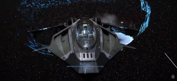 Star Citizen - G-Force