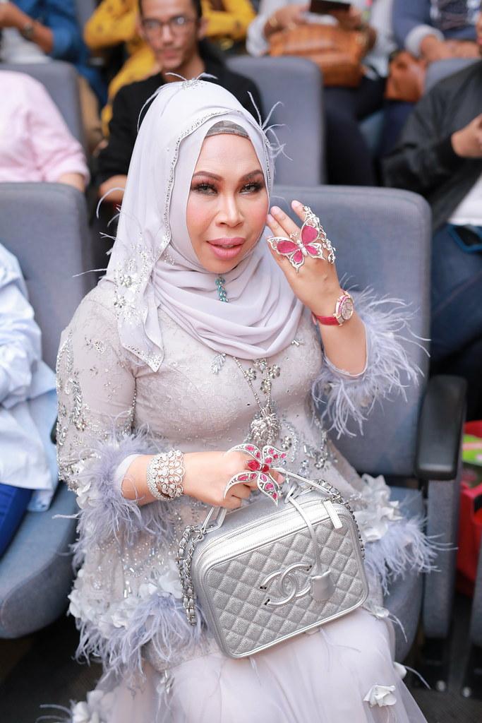 Datuk Seri Vida Luah Rasa Kecewa Dengan GEGAR VAGANZA 4?