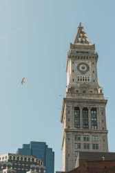 The Custom House Tower - Boston