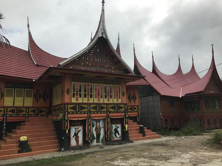 House at Nagari Sijunjung