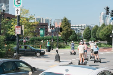 Segway Tours - Boston