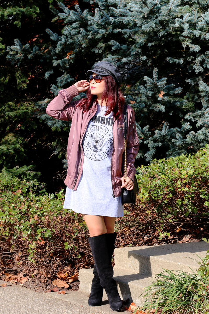 burberry-sunglasses-ramones-tshirt-dress-membersonly-jacket-1