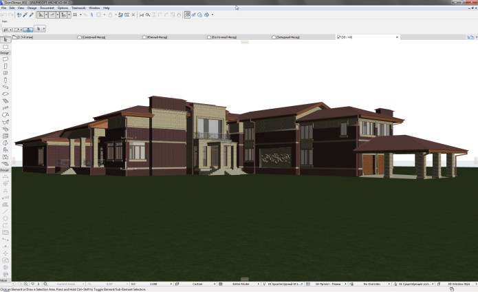 Design with ARCHICAD 21 Build 4022 full license