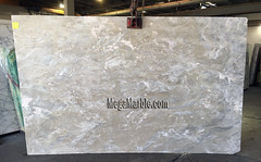 Cote 'D Azur Leather marble slabs for countertops