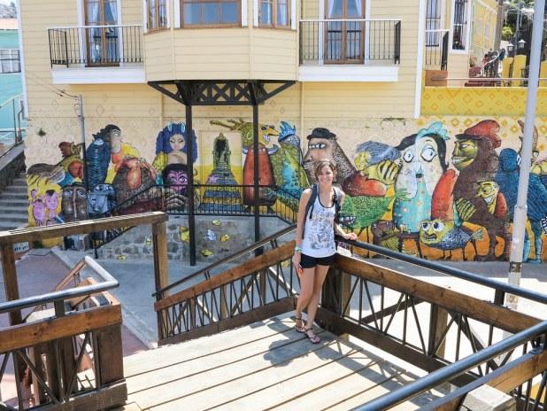 Visitar Valparaiso