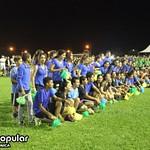 Abertura dos Jogos Escolares 2017