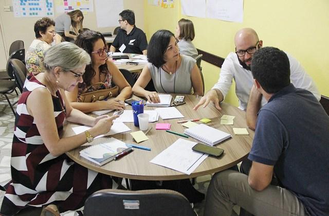 Oficina Design Thinking para a Escola de Serviço Público do Espírito Santo