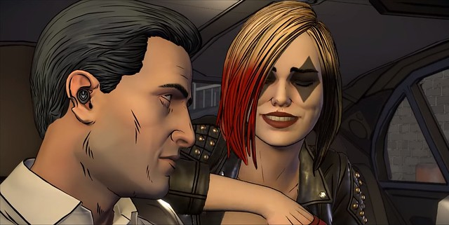 2 - Harley İçinde Batman Düşmanı - Harley