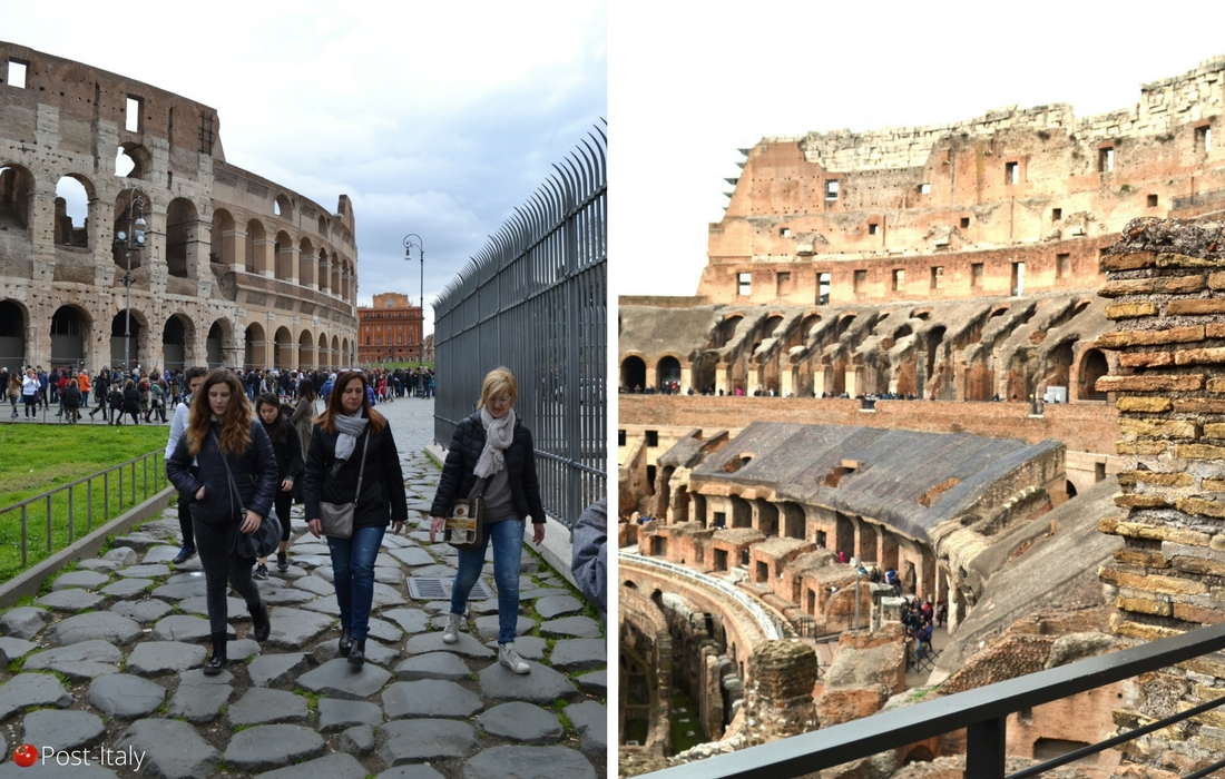 Calendário de eventos - Outono em Roma